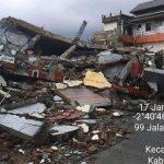 103 Sekolah Rusak Akibat Gempa di Sulawesi Barat Kemendikbud